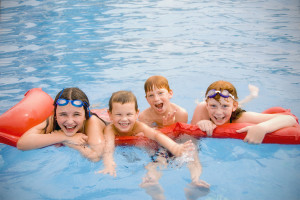 Pools are a great place for mosquitoes to congregate. Eat lunch by the pool without becoming lunch by the pool. Call Mosquito Squad of Chelmsford.